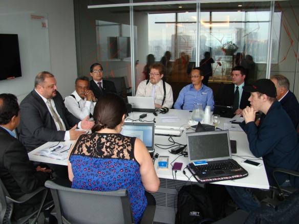 Conselho de Usuários da Embratel/Claro/NET da região sudeste em atividade