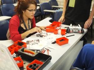 Oficina de Robótica - Lego